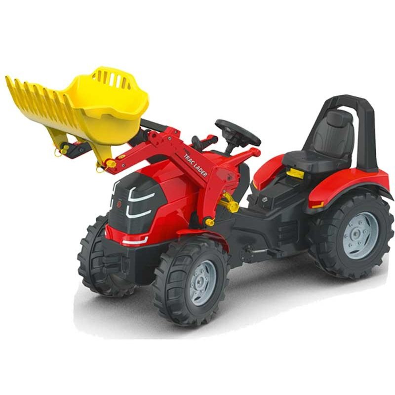 Трактор Rolly Toys X-Track с ковшом 651009