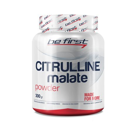 BE FIRST - Citrulline Malate Powder