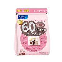 Fancl 60 витамины для женщин, на 30 дней.