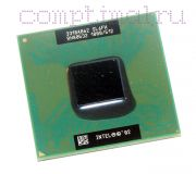 Процессор мобильный Intel Pentium 4-M 1.80 GHz (SL6FH) - 478, 130 нм, 1 ядро/1 поток, 1.8 GHz, TDP-30W