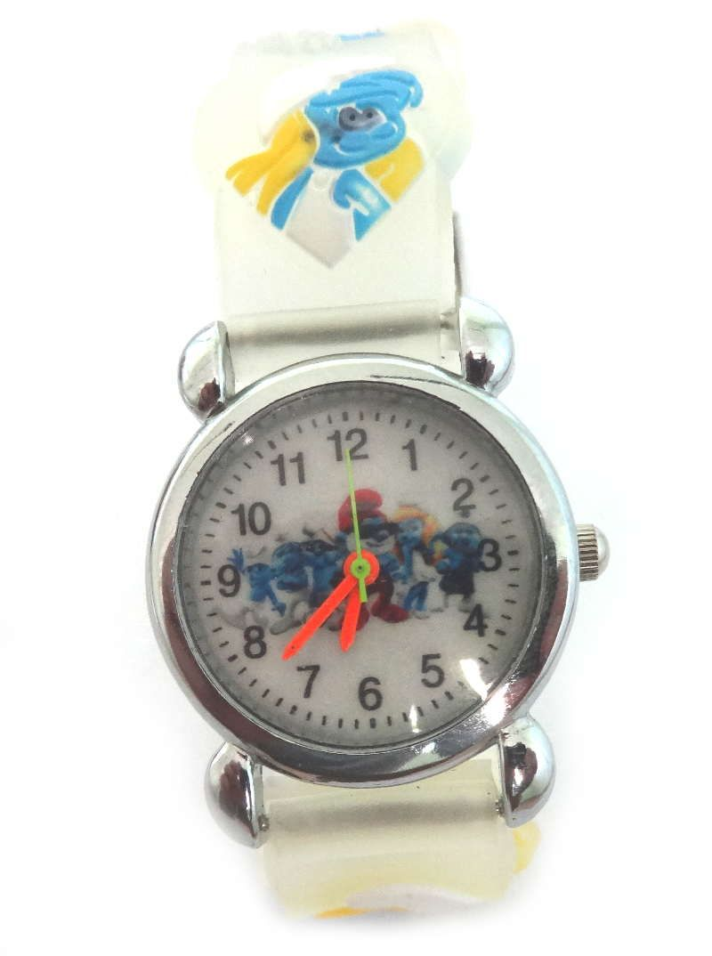 Часы Смурфетта для девочки