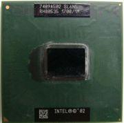 Процессор мобильный Intel Pentium M 1.70 GHz (SL6N5) - 478/479, 130 нм, 1 ядра/1 потока, 1.73 GHz, TDP-24.5W