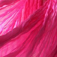 Розовый индийский шарф из натурального шёлка, шоурум в Москве, интернет-магазин