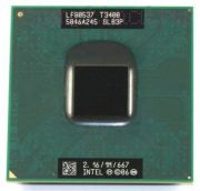 Процессор мобильный Intel T3400 (SLB3P) - 478, 65 нм, 2 ядра/2 потока, 2.16 GHz, TDP-35W [1116]
