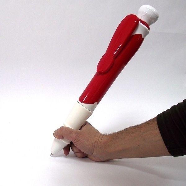 Ручка очень БОЛЬШАЯ (44 см) Красная