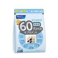 Fancl 60 витамины для мужчин, на 30 дней.