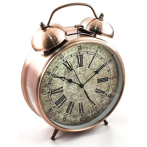 Часы Будильник ГИГАНТ классика N 2