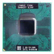 Процессор мобильный Intel T7250 (SLA49) - 478/479, 65 нм, 2 ядра/2 потока, 2.0 GHz, TDP-35W [1111]