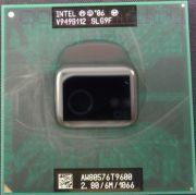 Процессор мобильный Intel T9600 (SLG9F) - 478/479, 45 нм, 2 ядра/2 потока, 2.8 GHz, TDP-35W [1807]