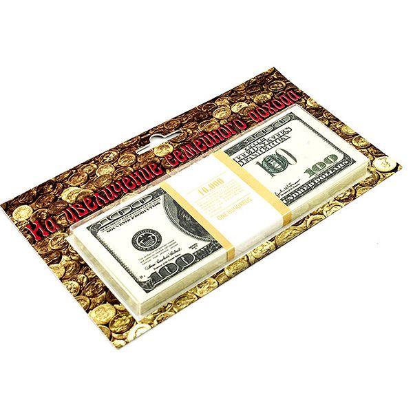 Забавная Пачка На увеличение семейного дохода 100 долларов