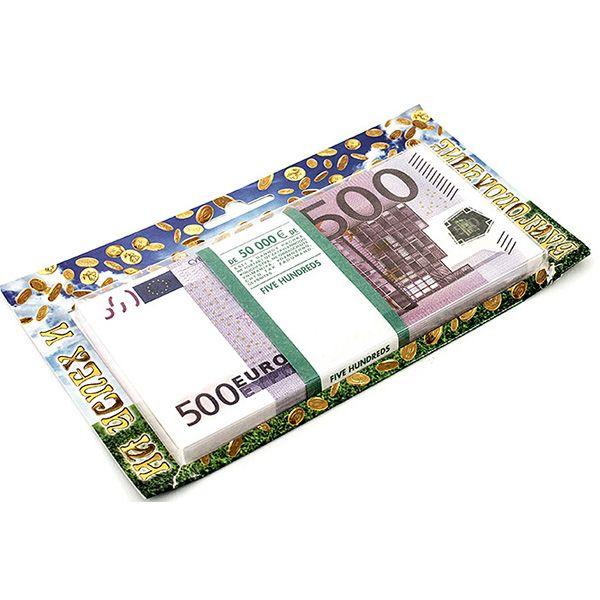 Забавная Пачка На успех и благополучие 500 евро
