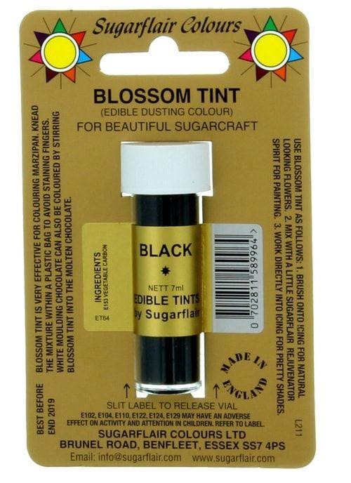 Цветочная пыльца Sugarflair BLACK