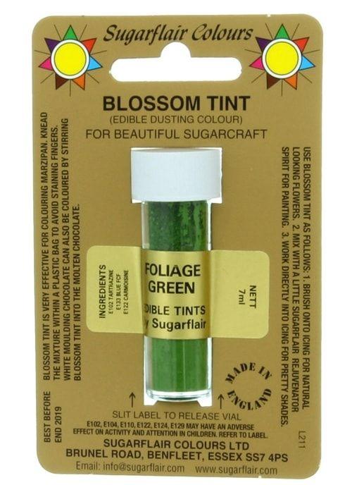 Цветочная пыльца Sugarflair FOLIAGE GREEN