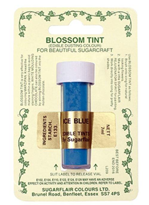 Цветочная пыльца Sugarflair ICE BLUE