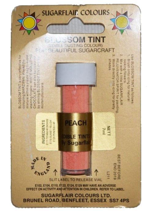 Цветочная пыльца Sugarflair PEACH