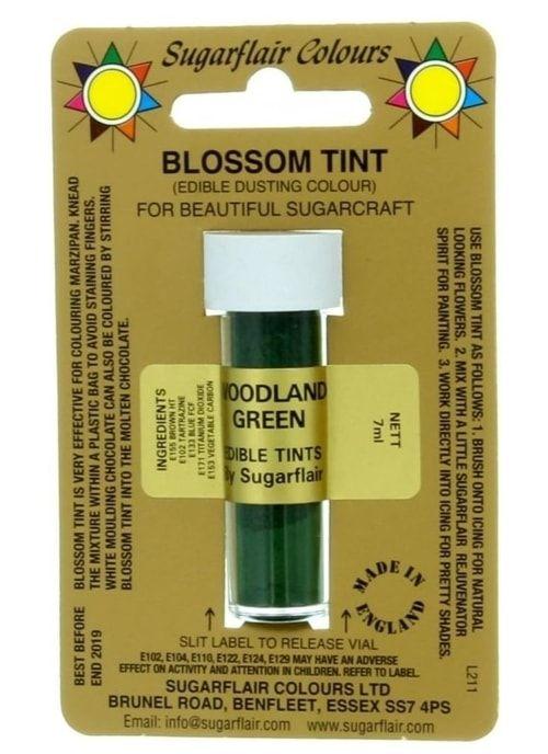 Цветочная пыльца Sugarflair WOODLAND GREEN