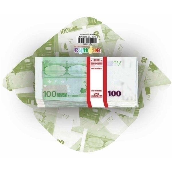 Конверт 100 евро в уп.10 шт