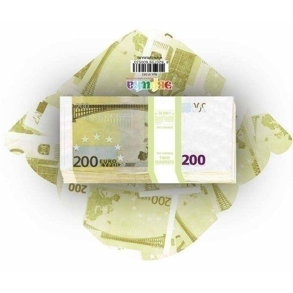Конверт 200 евро в уп.10 шт.