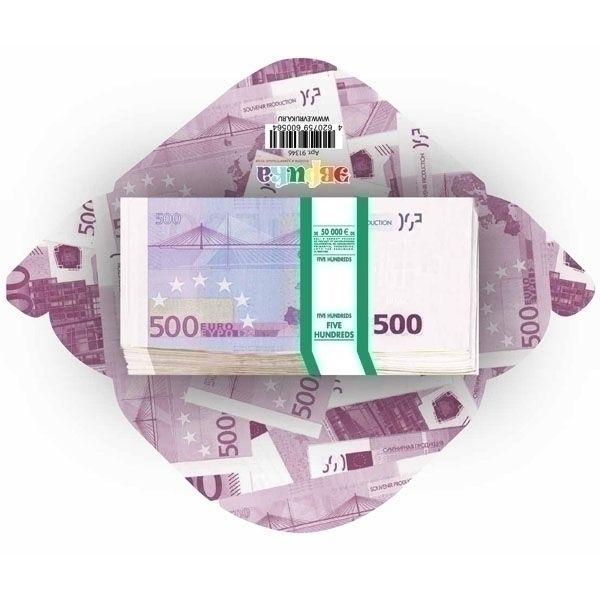 Конверт 500 евро в уп.10 шт.