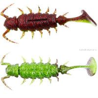 "Мягкая приманка Lucky John Alien Bug 1.5"" 38 мм / упаковка 10 шт / цвет: T44"