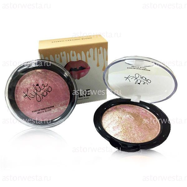 Румяна Kylie Stereo Ceramic Blush, 9 г (ПОД ЗАКАЗ)