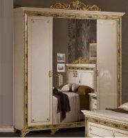Шкаф 4-дверный Катя Диа Мебель (207х62х245)