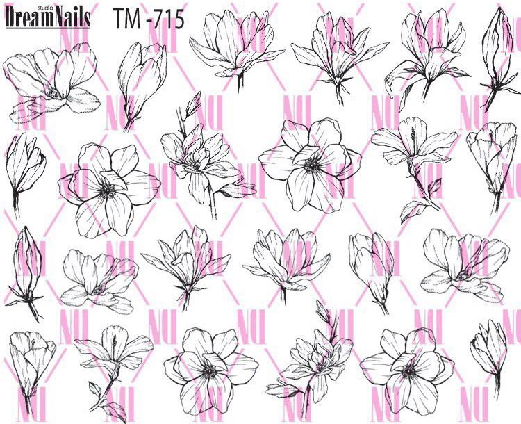 Слайдер Dream Nails TM-715