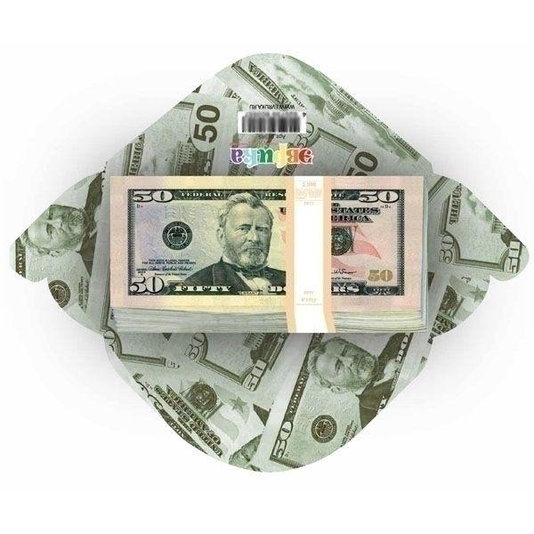 Конверт Гигант 50 долларов