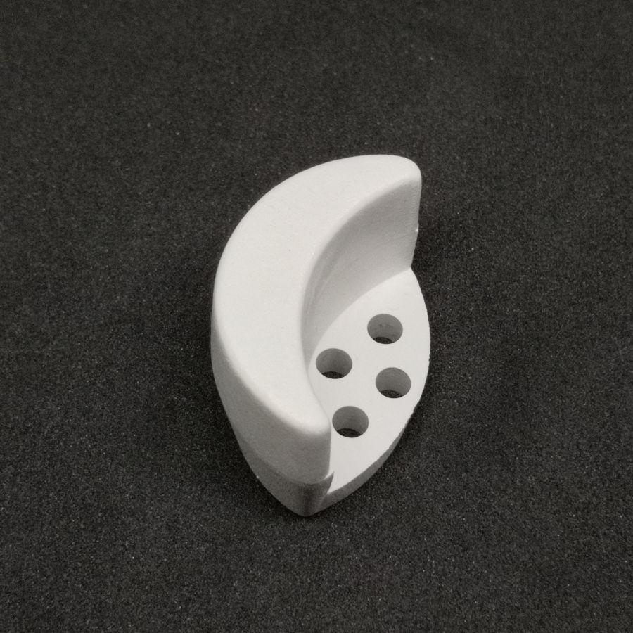 Подушка резиновая 4B-L (540521) (10122033) (с отверстиями)