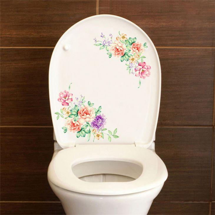 """Наклейка для интерьера """"Цветы"""""""