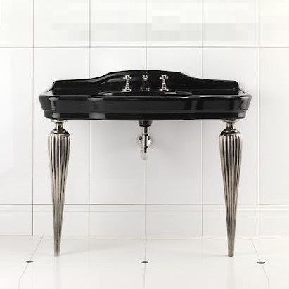 Devon&Devon Serenade Ceramic Console metallic 110 х 57,5 см
