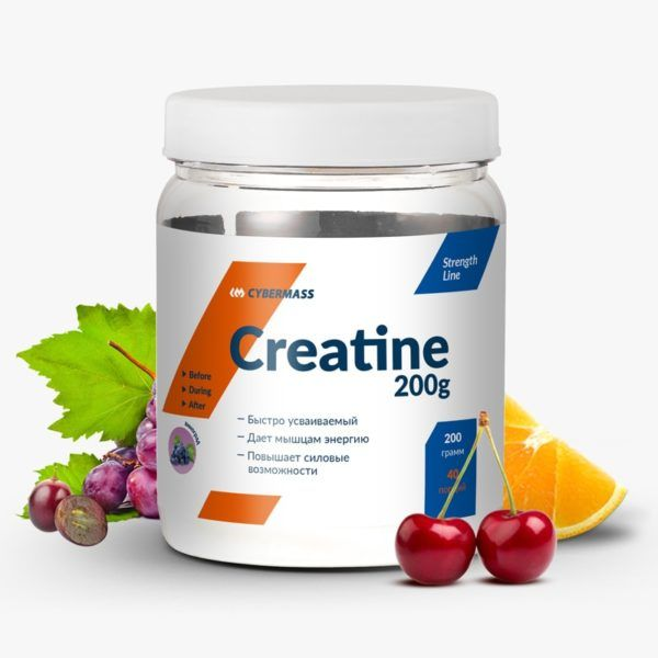CYBERMASS - CREATINE 200г