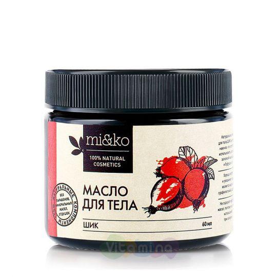 Mi&Ko Масло для тела Шик от растяжек, 60 мл