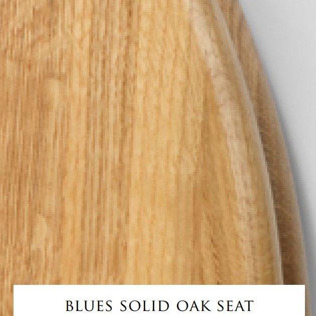 Сиденье с крышкой для унитаза Devon&Devon Blues из массива дуба ФОТО