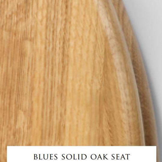 Devon&Devon Blues сиденье из массива дуба