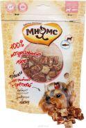 Мнямс Лакомства для собак Кубики из мяса ягненка с треской (100 г)