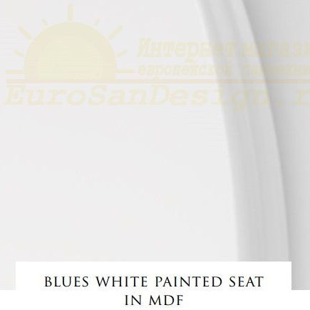 Сиденье с крышкой для унитаза Devon&Devon Blues из мдф ФОТО