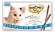 Мнямс Лакомые палочки для кошек с лососем и форелью (10х5 г)