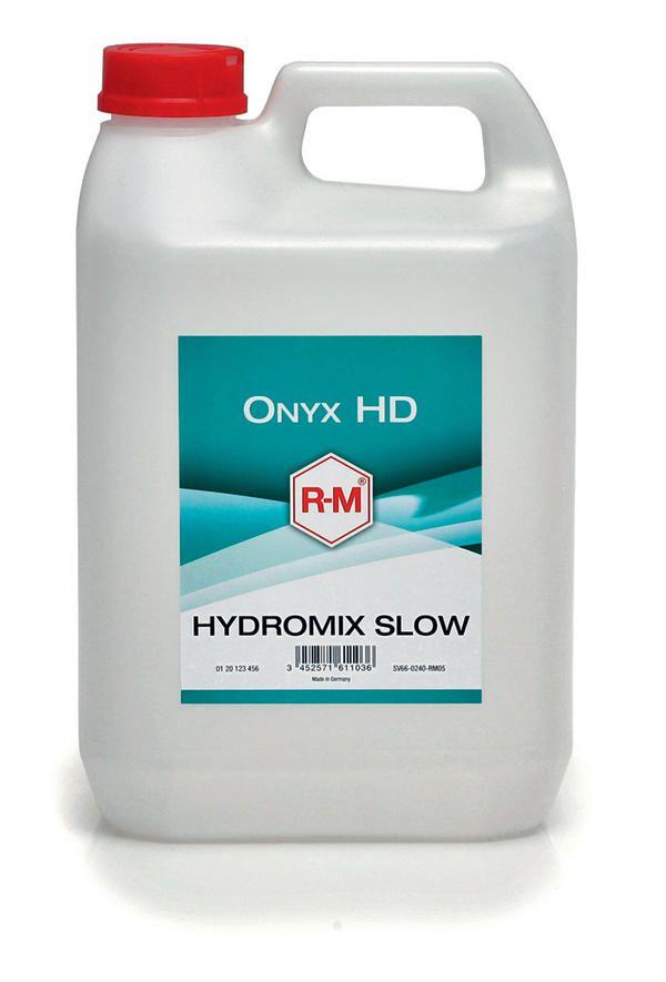 RM HYDROMIX SLOW медленный растворитель для эмалей Onyx HD, 5л.