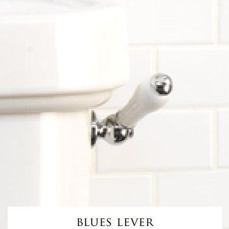 Devon&Devon Blues ручка для моноблока + сливной механизм для бачка моноблока ФОТО