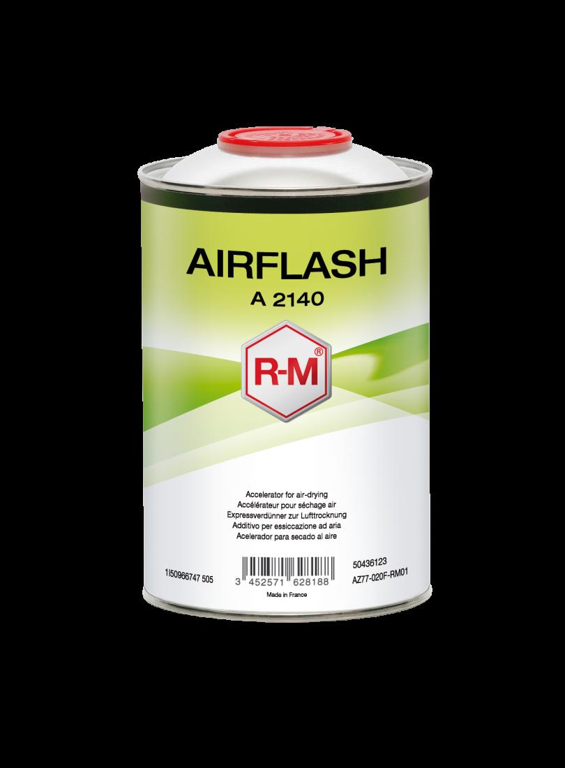 RM AIRFLASH добавка для лаков RAPID, EVER и GLOSS, 1л.
