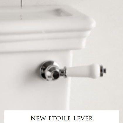 Devon&Devon New Etoile ручка для низкого бачка + сливной механизм ФОТО