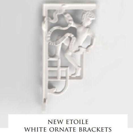 Devon&Devon New Etoile декоративное крепление для высокого бачка (2 шт.)