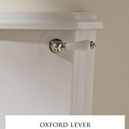 Devon&Devon Oxford ручка для низкого бачка + сливной механизм