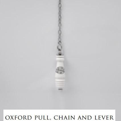 Devon&Devon Oxford сливной механизм, ручка, цепочка и рычаг для высокого бачка