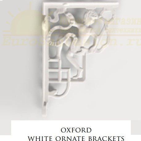 Devon&Devon Oxford декоративное крепление для высокого бачка (2 шт.) ФОТО