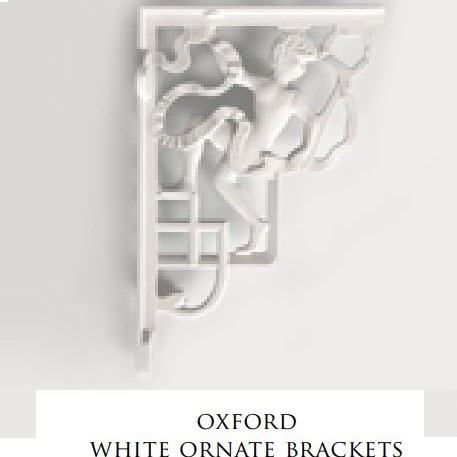 Devon&Devon Oxford декоративное крепление для высокого бачка (2 шт.)