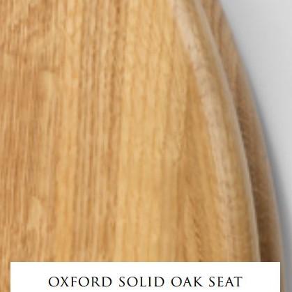 Devon&Devon Oxford сиденье из массива