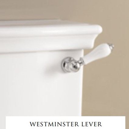Devon&Devon Westminster сливной механизм и ручка для бачка