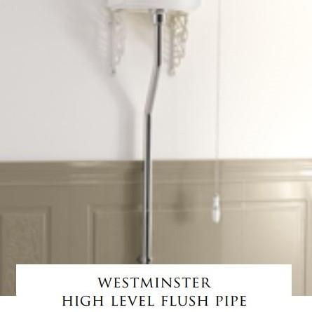 Devon&Devon Westminster патрубок для высокого бачка (зажим-держатель и коллекторы)